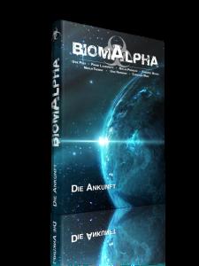 Neu: BIOM ALPHA – Sammelband 1